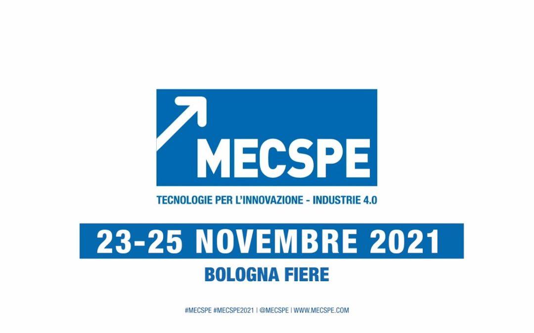 MECSPE fiera sulle tecnologie innovative